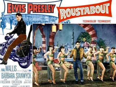 Roustabout, Elvis Presley, 1964