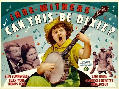 Can This Be Dixie?, Slim Summerville, 1936