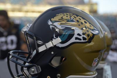 Jaguars Football: Jacksonville Jaguars Helmet