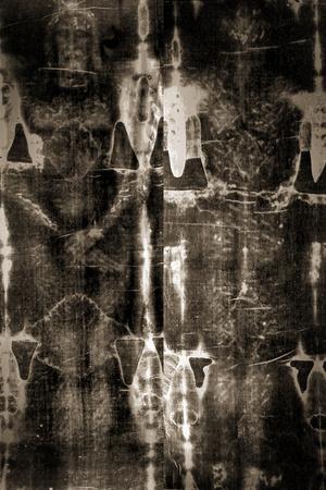 Shroud of Turin Full Image