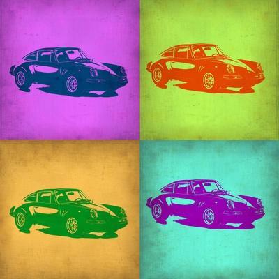 Porsche Pop Art 1