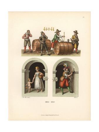 Wine Quality Tasters From the Early 17th Century