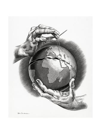 Healing the World, Conceptual Artwork