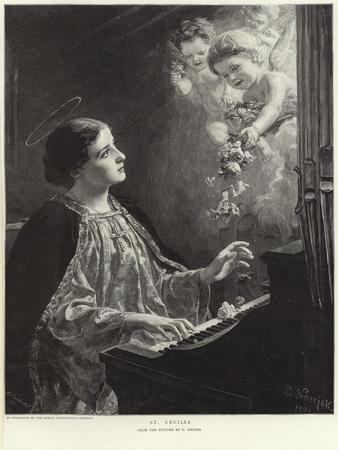 Saint Cecilia