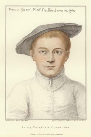 Francis Russell, Earl of Bedford