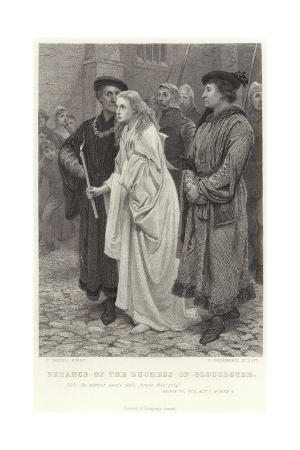 Penance of the Duchess of Gloucester, Henry Vi, Pt 2, Act 2, Scene 4