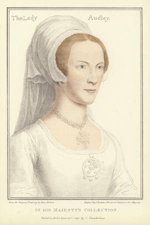 Elizabeth, the Lady Audley