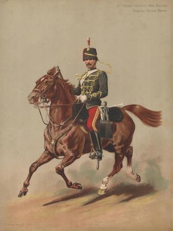 11th Prince Albert's Own Hussars, Trooper, Review Order