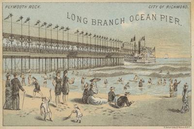 Long Branch Ocean Pier