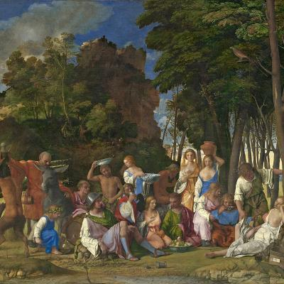 The Feast of the Gods, 1514- 29