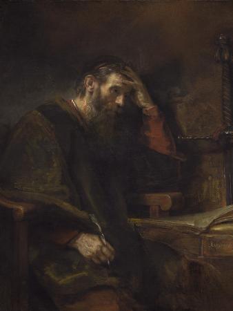 The Apostle Paul, C.1657