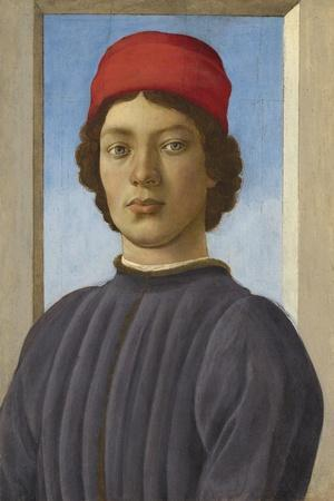 Portrait of a Youth, C.1485