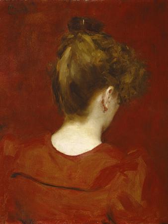 Study of Lilia, 1887