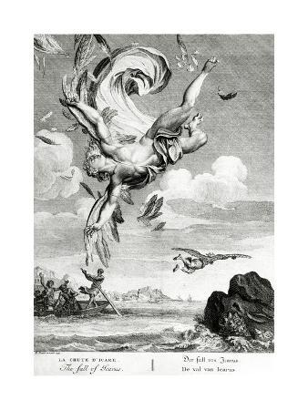 The Fall of Icarus, 1731