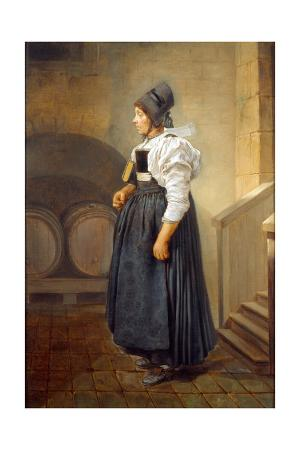 Maid in the Basement, 1756