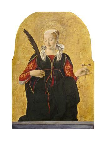 St Lucy, C. 1473- 74