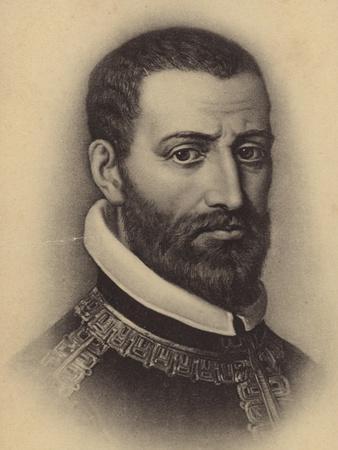 Portrait of Giovanni Pierluigi Da Palestrina