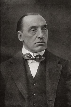 Edward Henry Carson, Baron Carson, 1854 ? 1935, Aka Sir Edward Carson or Lord Carson. Irish…
