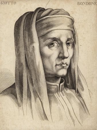 Giotto Di Bondone, Italian Painter and Architect