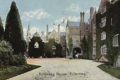 Killarney House, Killarney