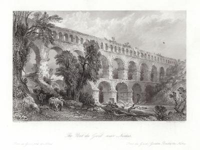 The Pont Du Gard, Near Nismes