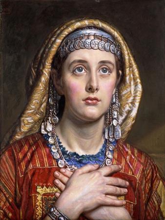 The Bride of Bethlehem, 1884