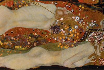 Water Serpents II, 1904-07