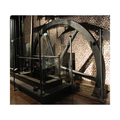 Thomas Horn's Steam Engine. Built around 1850 by the Thos. Horn Engineer Firm in London
