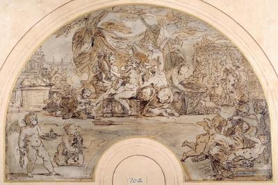 The Toilet of Venus, 1679-80