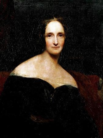 Mary Shelley, C.1840