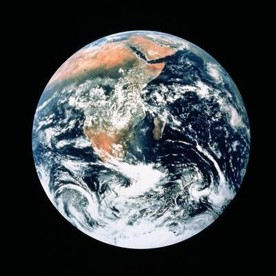 Whole Earth From Apollo 17
