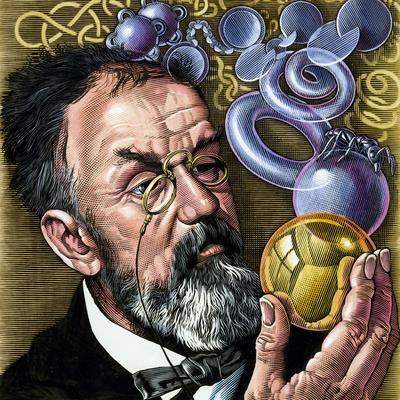 Henri Poincare, French Mathematician