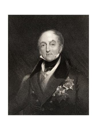 Sir Gore Ouseley, 1st Baronet, Engraved by H. Cook, from 'National Portrait Gallery, Volume Iv',…