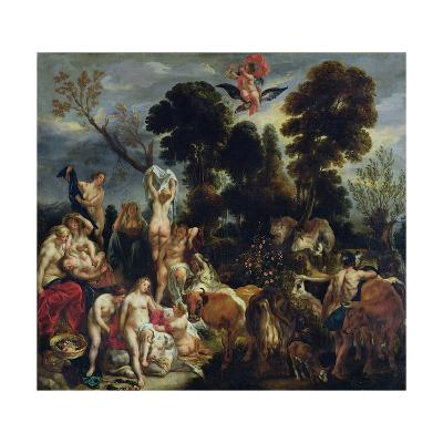The Rape of Europa, 1643