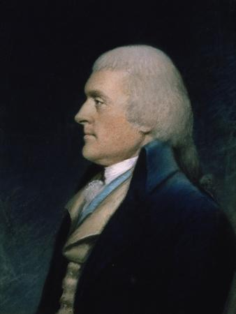 Thomas Jefferson (1743-1826) C.1797