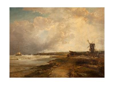 After a Thunderstorm on the Sussex Coast, 1882-83
