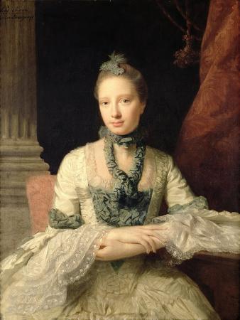 Lady Susan Fox-Strangways, 1761