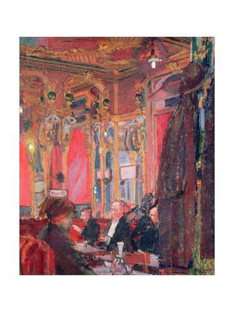 The Cafe Royal, 1912