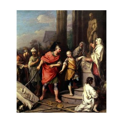 Hannibal Swearing Eternal Enmity to Rome