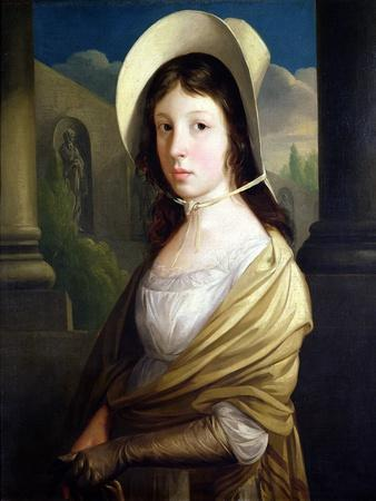 Priscilla Jones, C.1802