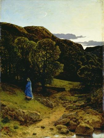 The Garden of Gethsemane, C.1860