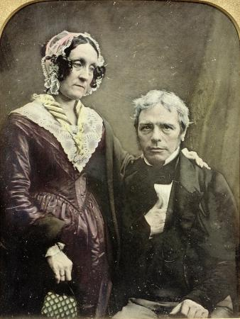 Michael and Sarah Faraday, 1840s-50s