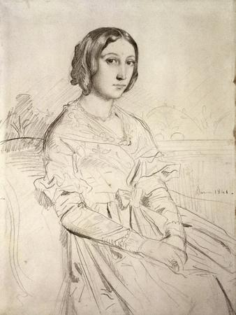 Portrait of a Young Woman, 1841
