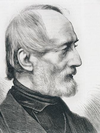 Giuseppe Mazzini (1805-72) Italian Writer, Revolutionary and Political Thinker