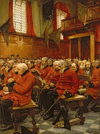 The Last Muster, 1875