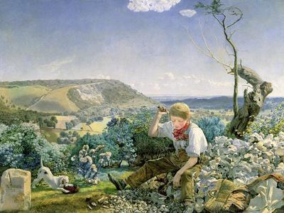 The Stonebreaker, C.1857-58