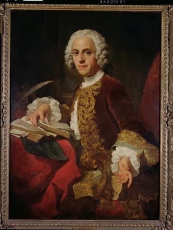 Portrait of Horatio Walpole (1723-1809) 2nd Baron Walpole of Wolterton