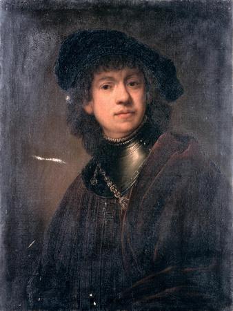 Self Portrait, 17th Century