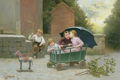 The Coach Ride, 1888