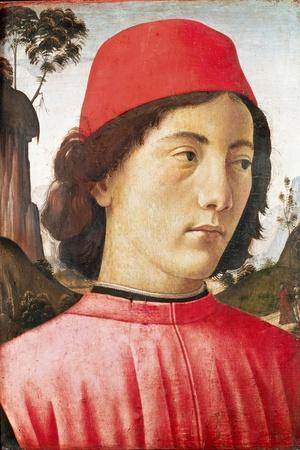 Portrait of a Young Man, 15th Century